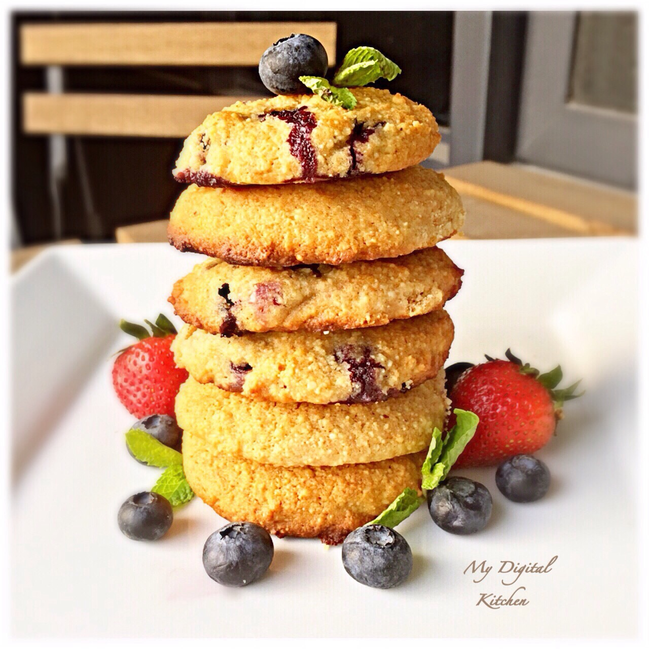oatmeal cookies blueberry drop cookies recipe yummly blueberry cookies ...